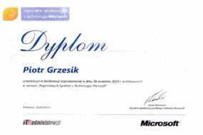 Spotkania z technologią Microsoft