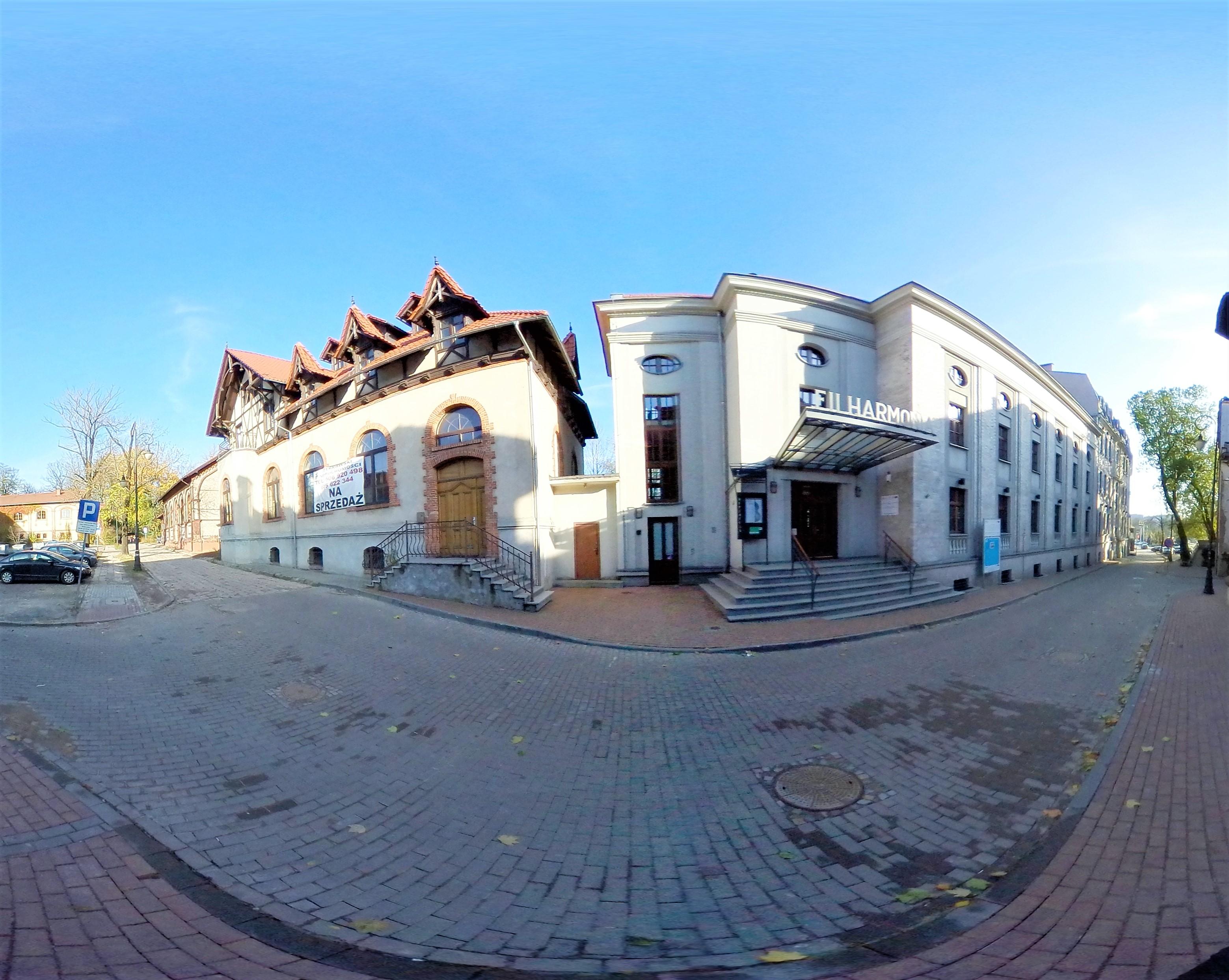 Filharmonia Zabrzańska – zdjęcia 360 stopni