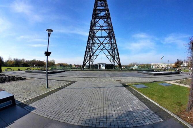 Radiostacja Gliwice – zdjęcia 360 stopni