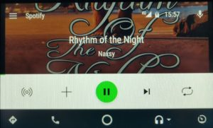 spotify android auto