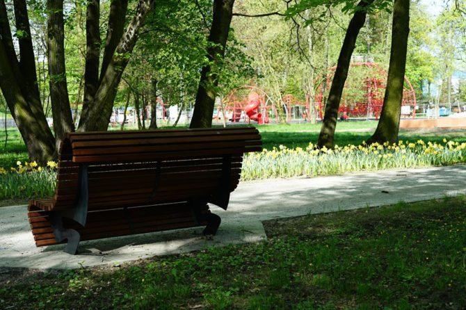 Park im. Bolesława Chrobrego w Gliwicach
