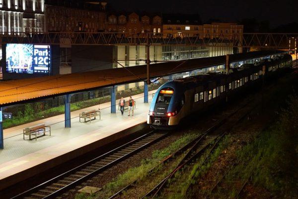 Dworzec PKP Zabrze