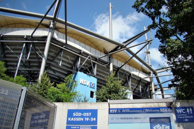 Stadion HSV Hamburg – Niemcy