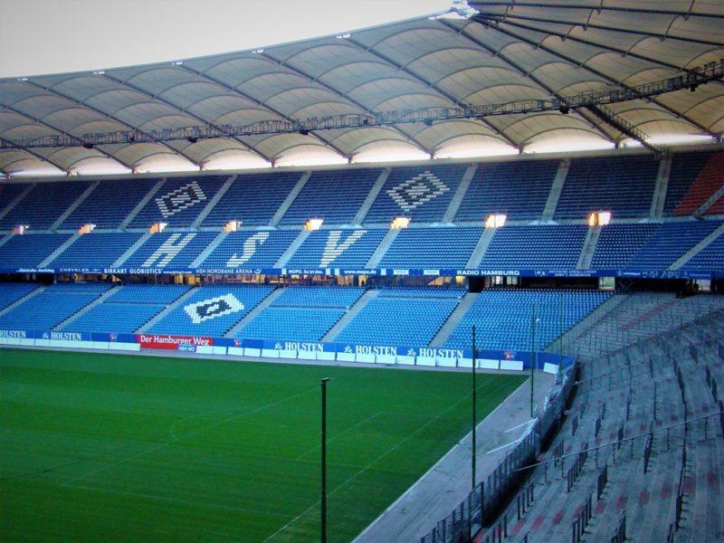 Stadion HSV Hamburg