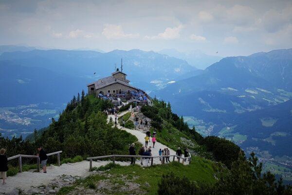 Kehlsteinhaus – Eagle's Nest – Orle Gniazdo – Niemcy