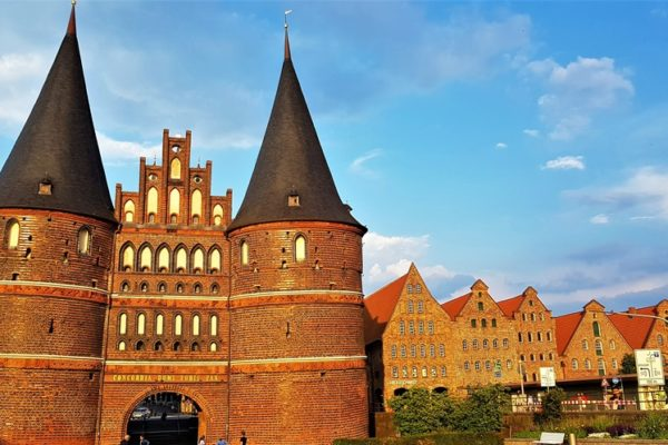 Holstentor – Brama Holsztyńska – Lubecka – Niemcy
