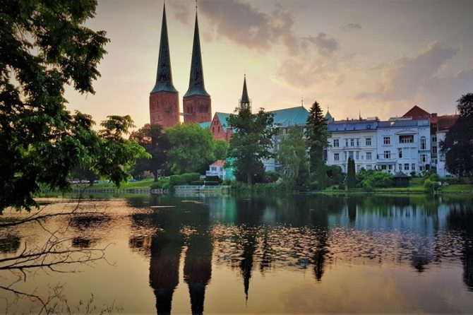 Katedra – Lubecka – Niemcy