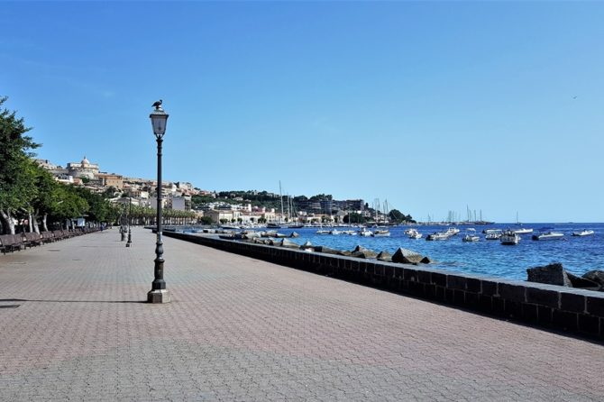 Milazzo – Sycylia – Włochy