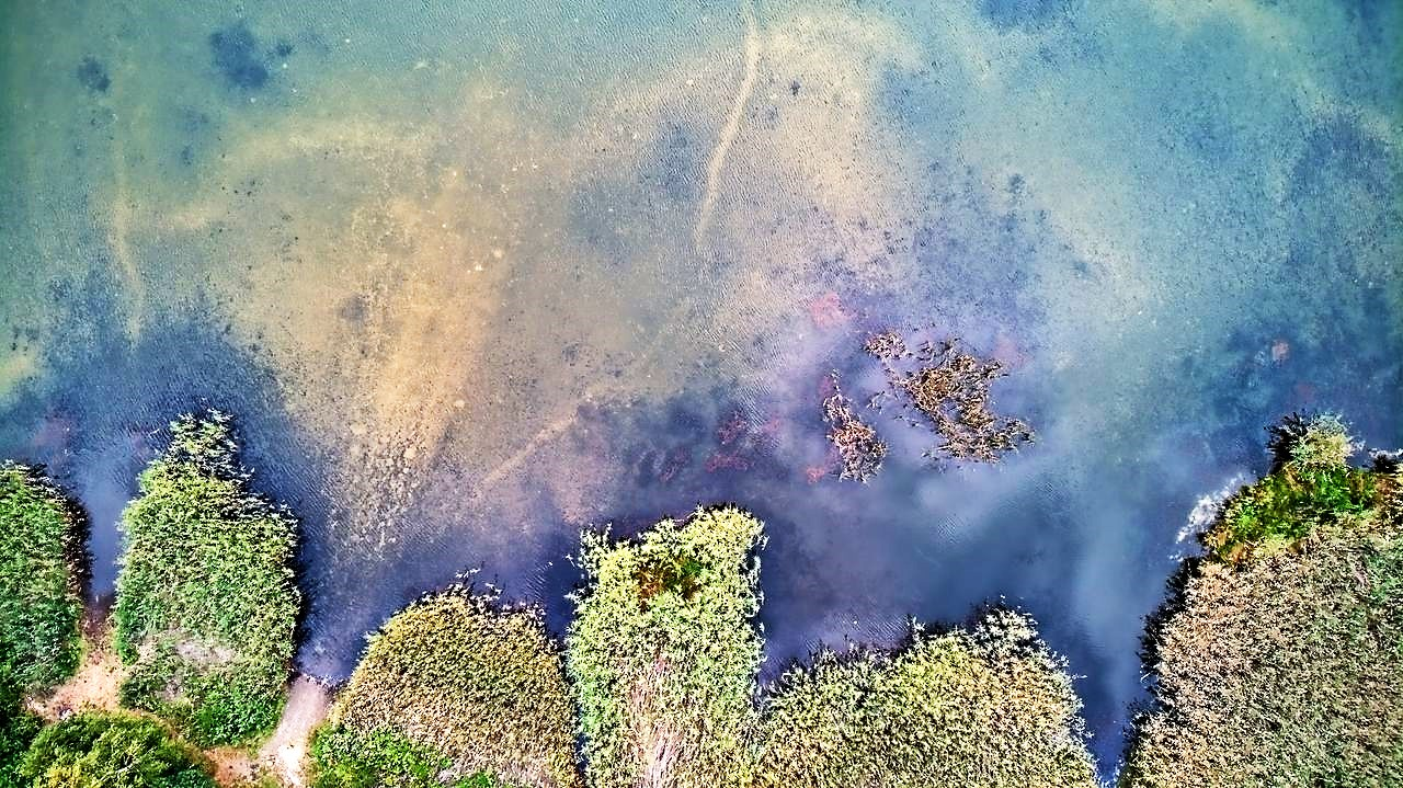 zdjęcia z drona