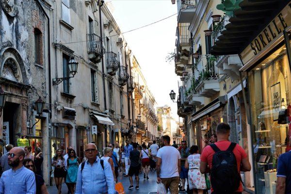 Taormina – Sycylia – Włochy