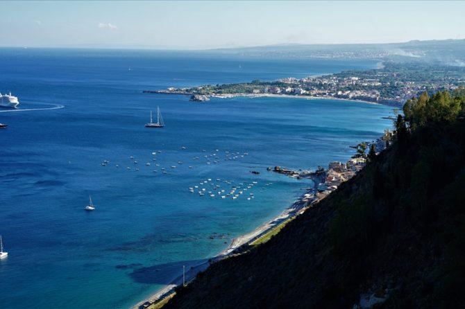 Giardini-Naxos – Sycylia – Włochy