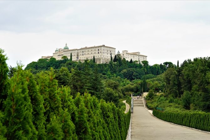 Monte Cassino – Włochy