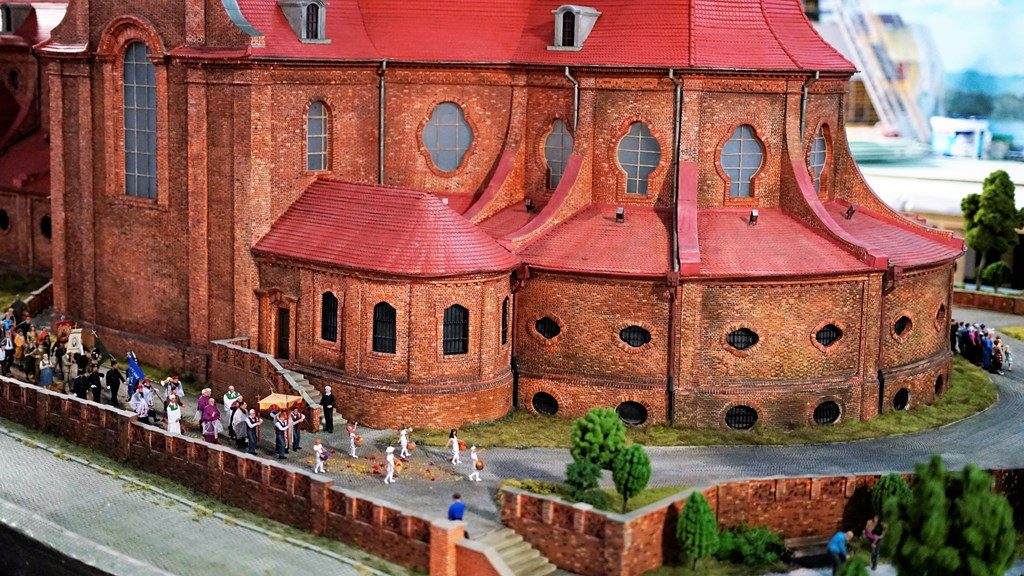 Kolejkowo w Gliwicach