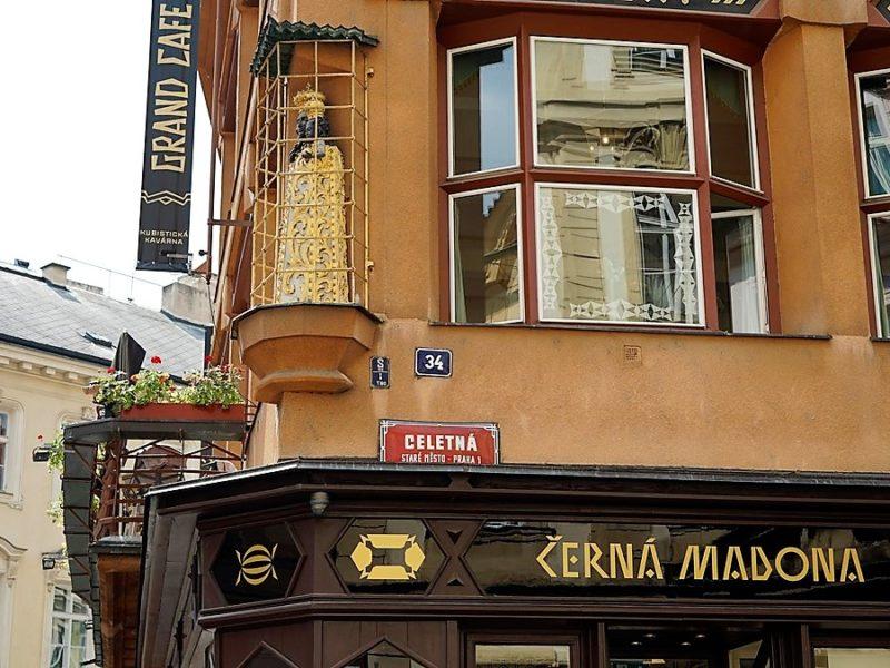 Praga - Czarna Madona
