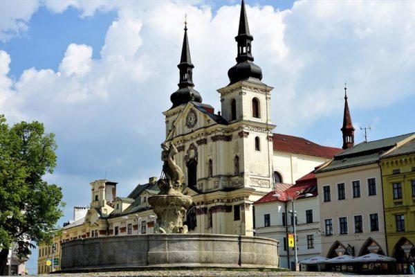 Jihlava – Czechy