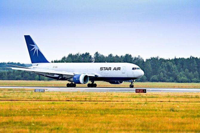 Lotnisko Pyrzowice - Star Air