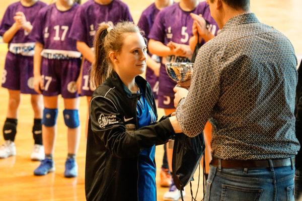 Pogoń Zabrze – turniej dziewcząt w piłce ręcznej