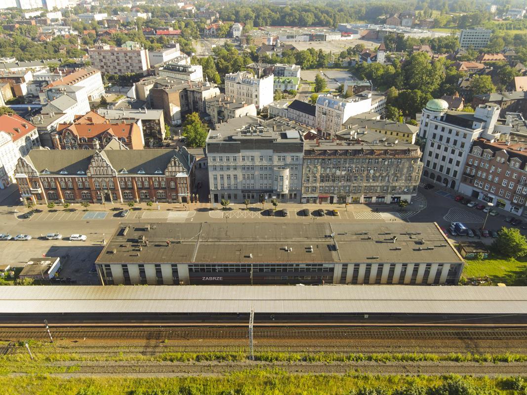 Dworzec Zabrze