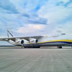 Samolot Transportowy Antonow An124 Rusłan