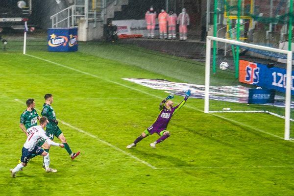 Górnik Zabrze – Śląsk Wrocław 1:1 (1:0)